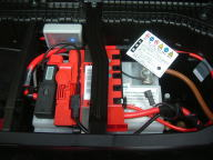 BMW car battery